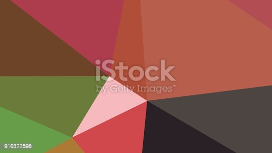 916322742 istock photo Geometric Minimalist Abstract Inspired by Succulent Colours 916322598