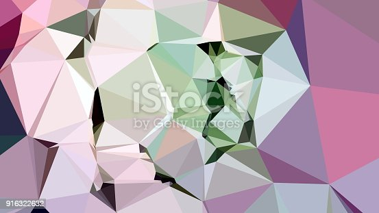 916322742 istock photo Geometric Minimalist Abstract Inspired by Succulent Colours 916322632