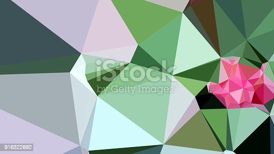 916322742 istock photo Geometric Minimalist Abstract Inspired by Succulent Colours 916322692