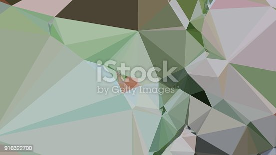 916322742 istock photo Geometric Minimalist Abstract Inspired by Succulent Colours 916322700