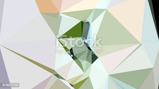 916322742 istock photo Geometric Minimalist Abstract Inspired by Succulent Colours 916322742