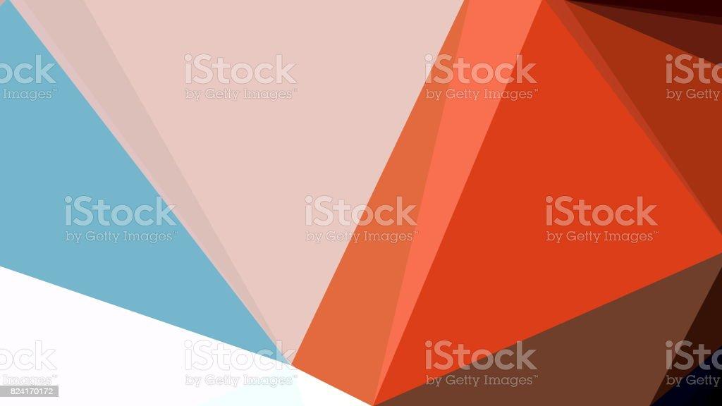 Geometric Minimalist Abstract stock photo