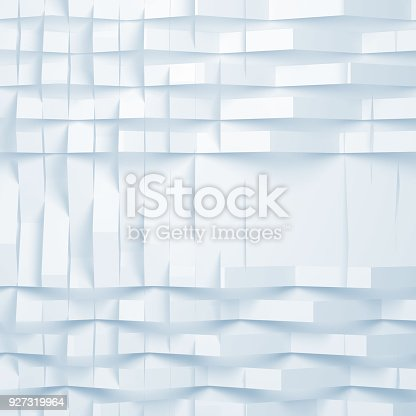 927319980 istock photo Geometric pattern, double exposure, 3d 927319964