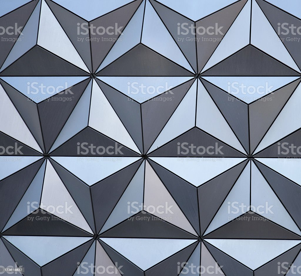 Padrões geométricas - foto de acervo