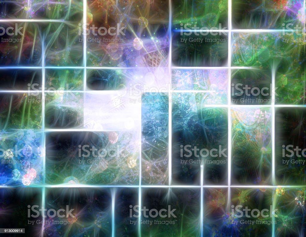 Geometric stock photo