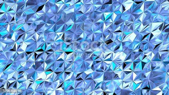 Geometric Reflective Background