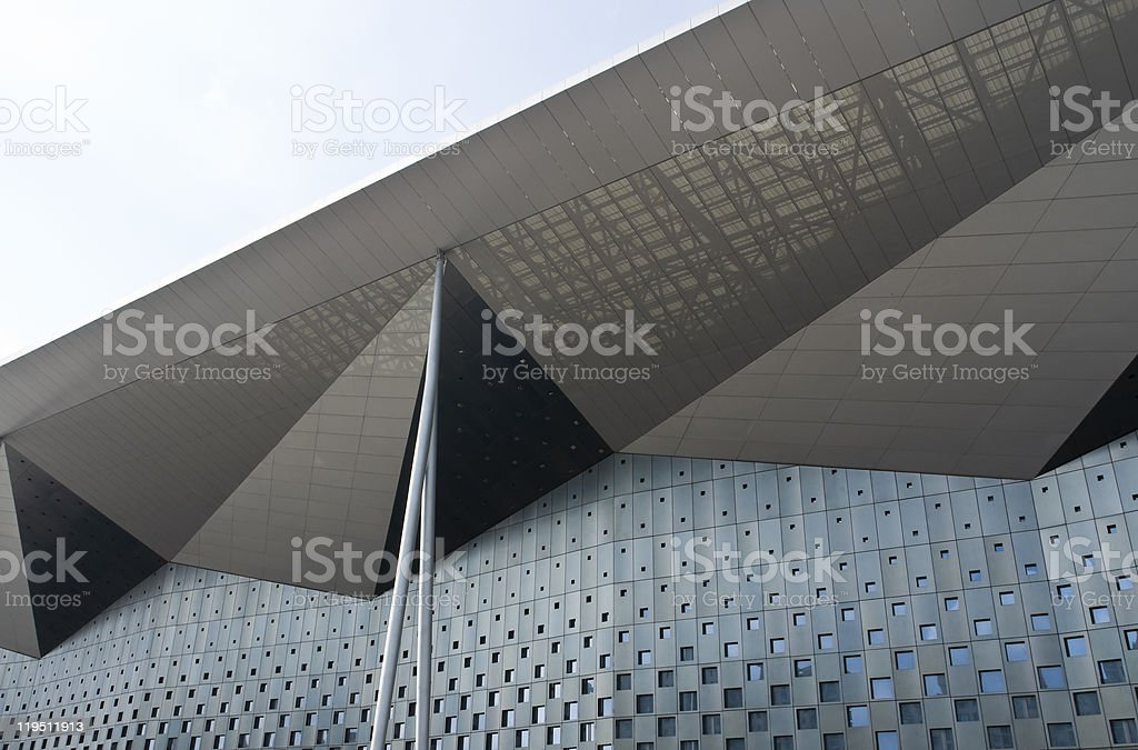 Geometrical design royalty-free stock photo