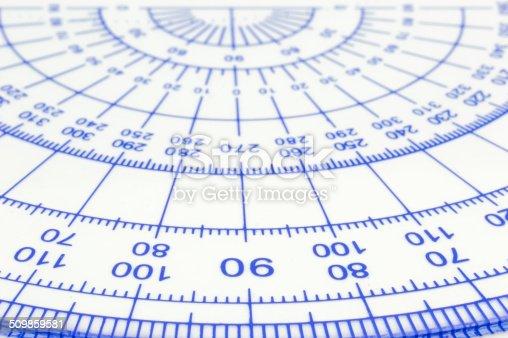 istock Geometry ruler 509859581