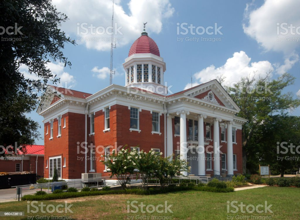 George County Courthouse stock photo