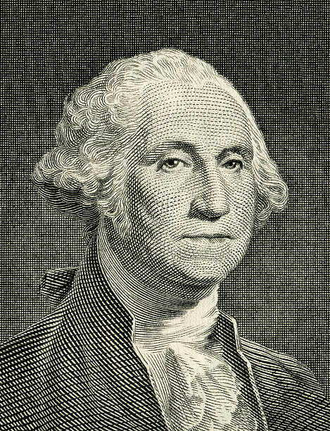 George Washington Porträt – Foto