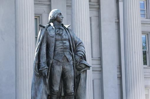 George Washington Statue Washington DC