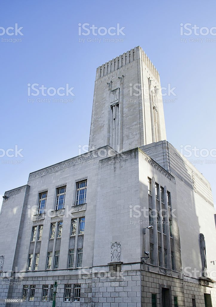 George's dock ventilation shaft. royalty-free stock photo