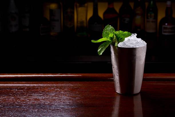 Georgia Mint Julep Cocktail – Foto