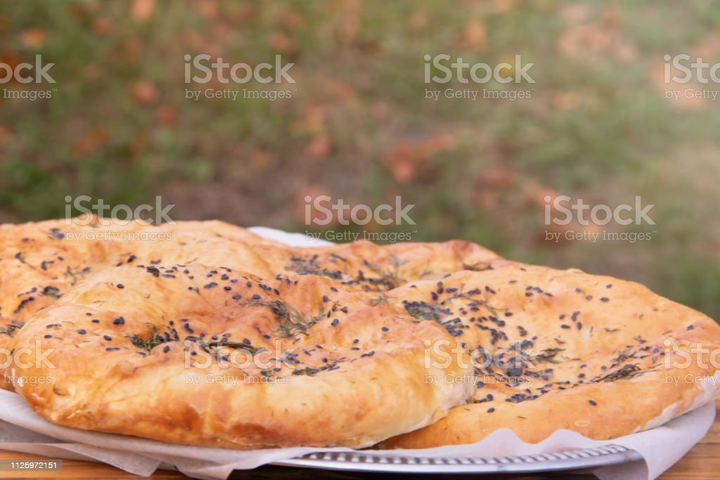 Georgian Cuisine Khachapuri Megruli With Cheese And Spices Stock Photo Download Image Now Istock