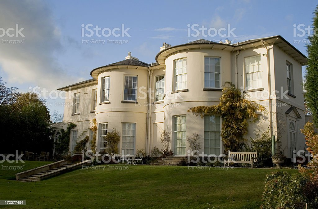Georgian Manor Stock Photo Download Image Now Istock