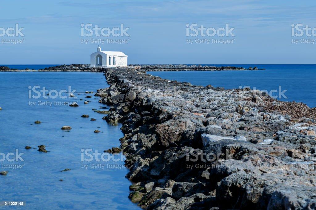 Georgioupolis - Crete stock photo