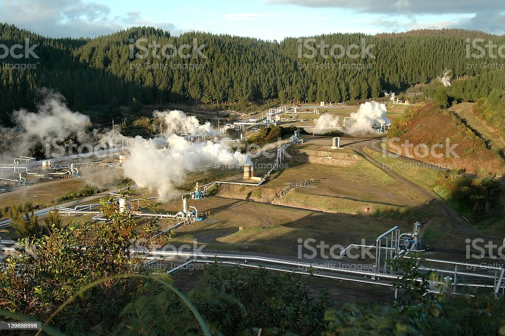 Geothermal Field​​​ foto