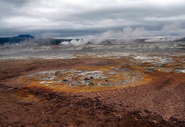 Geothermische Island – Foto