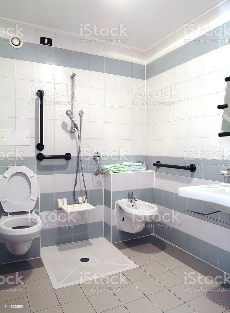 geriatric und Barrierefreies Badezimmer – Foto