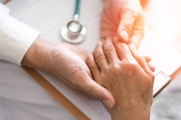 Geriatric doctor or geriatrician concept doctor physician hand on picture id1129614103?b=1&k=6&m=1129614103&s=612x612&w=0&h=29cnkukov6idtbay dyyfsvarj77nbbfinte7b4wr9g=