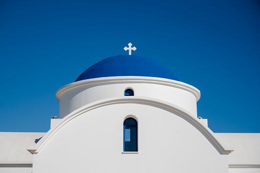 Geriskopou greek orthodox church, Paphos, Cyprus