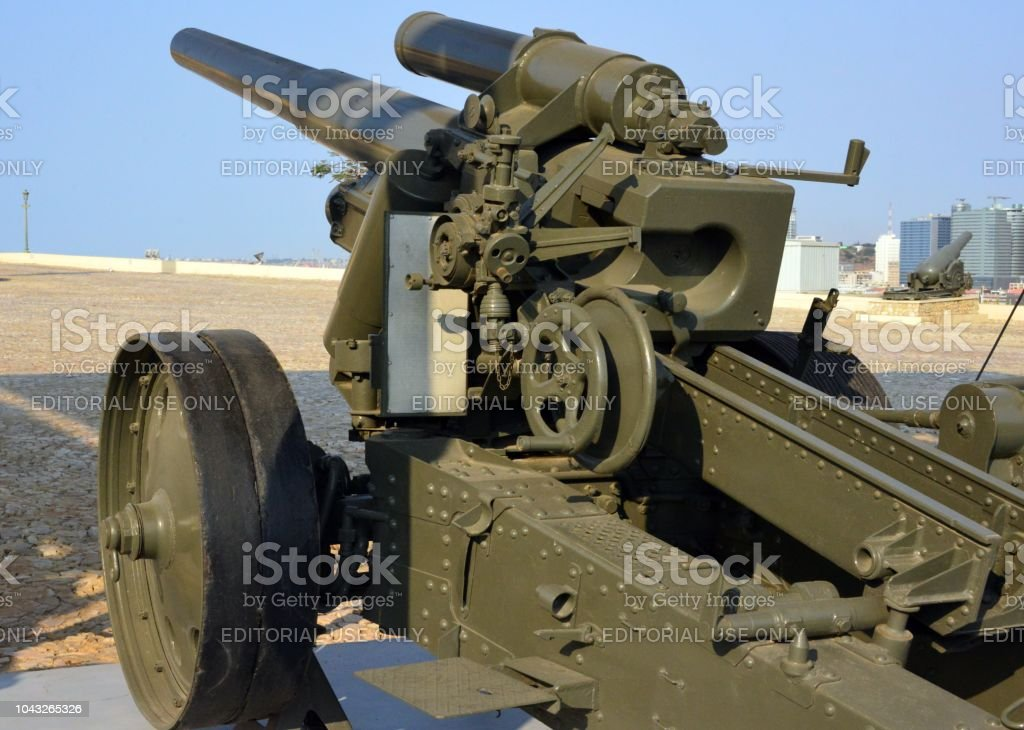German 150 Mm Sfh18 Howitzer The First Artillery Weapon