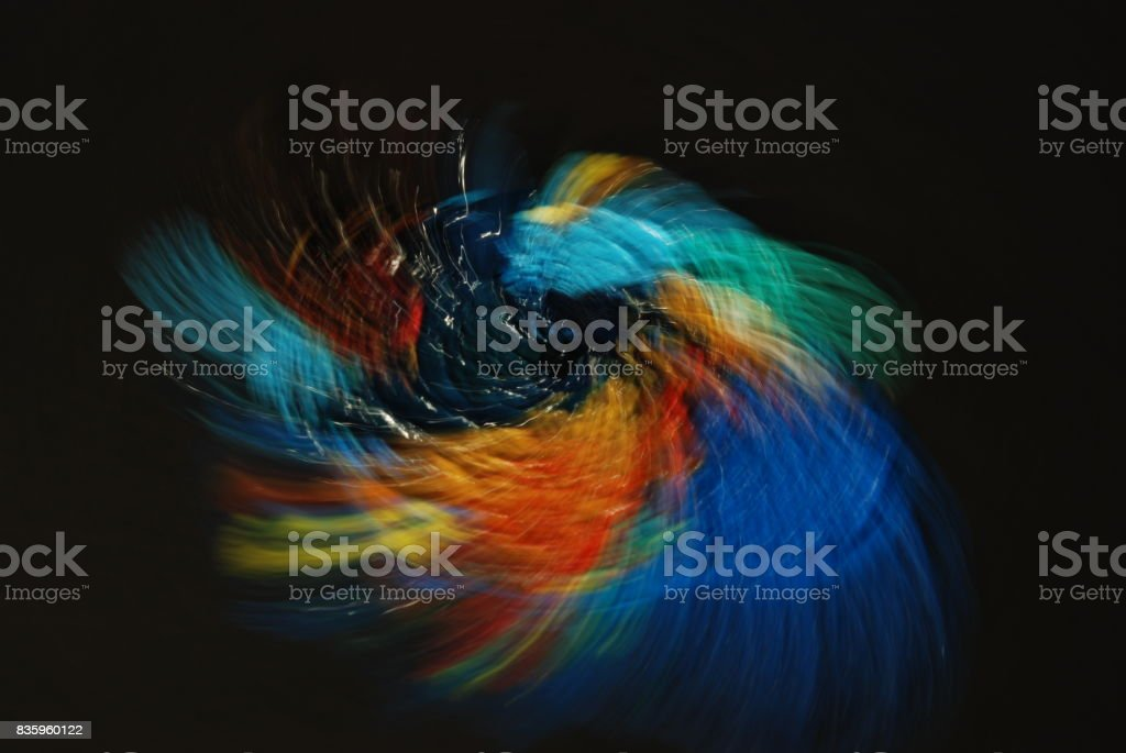 German Abstract Art Photography stock photo