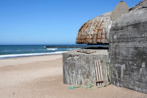 German bunkers from World War II - 2