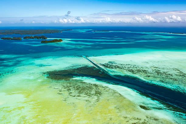 German Channel - Palau Diving Point - – Foto