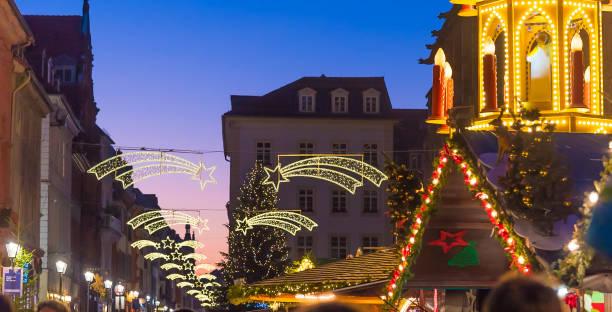 German Christmas Markets stock photo