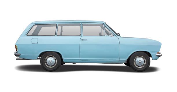 deutsche klassische car - kombi stock-fotos und bilder