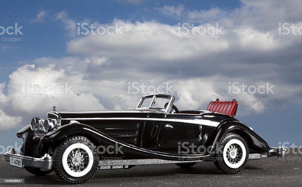 German Classic royalty-free stock photo