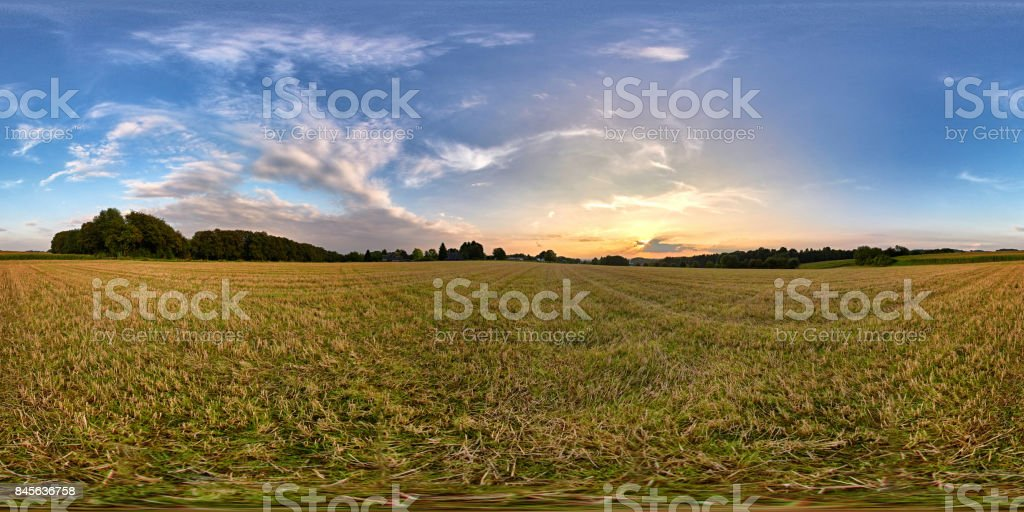 German countryside stock photo