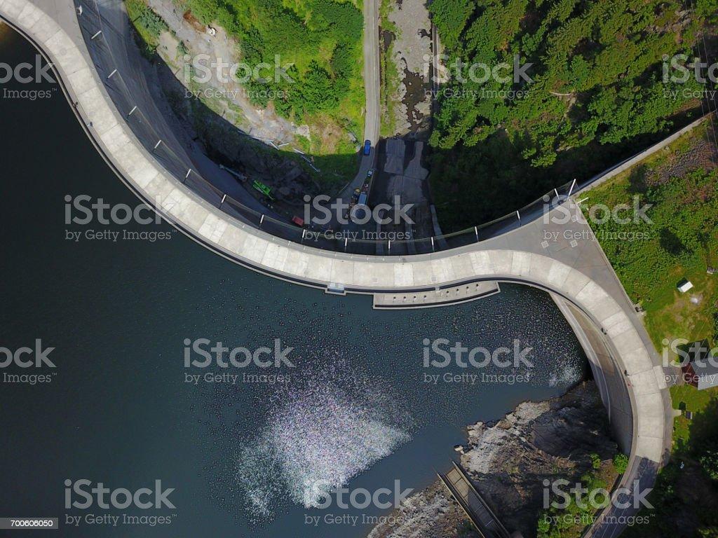 Barragem de alemão do céu - foto de acervo
