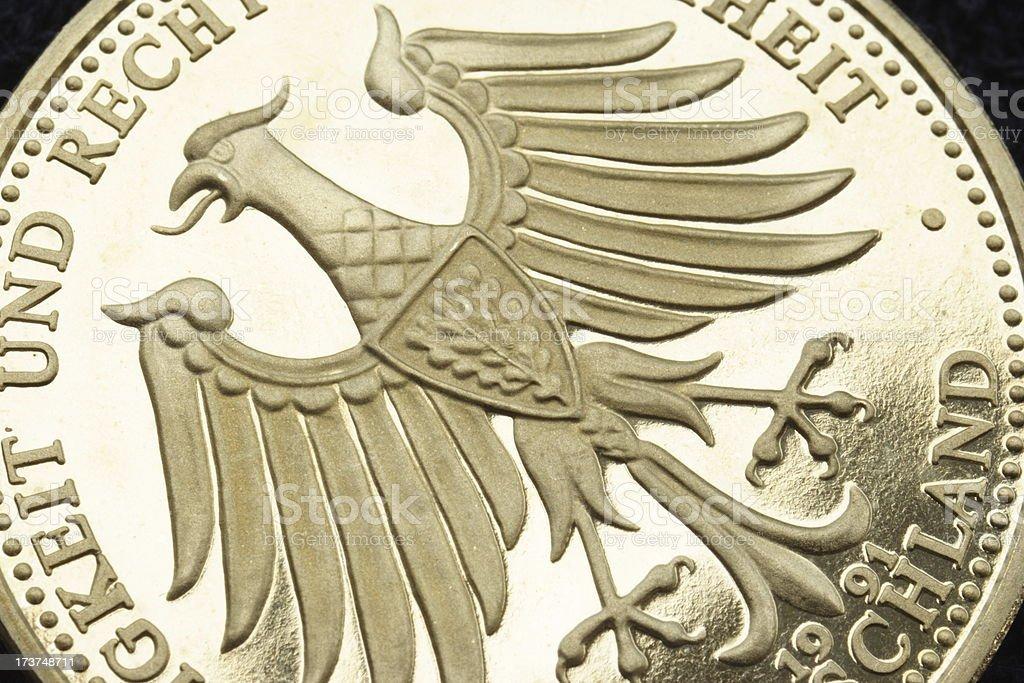 German Eagle stock photo