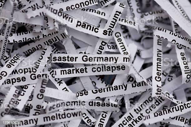 German Economy and Housing Meltdown around the World