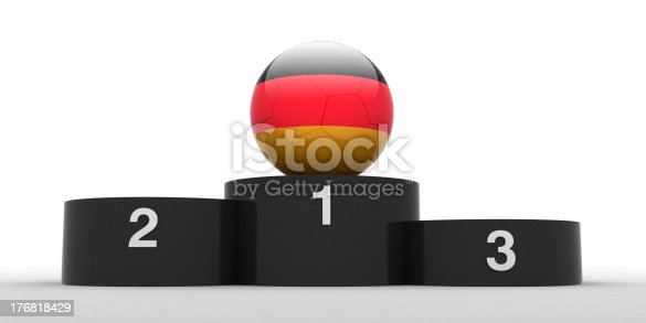 istock German football. 176818429