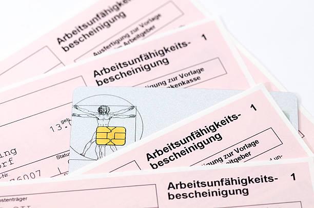 Deutsche Krankenversicherung Karte – Foto