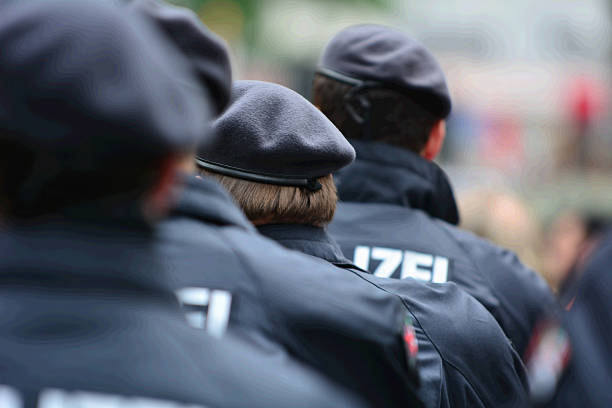 German police German police police uniform stock pictures, royalty-free photos & images