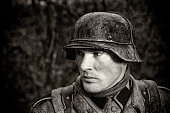 German Soldier - WWII - Portrait
