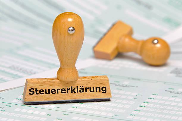 Deutsche Stempel markiert mit Taxi-film title – Foto