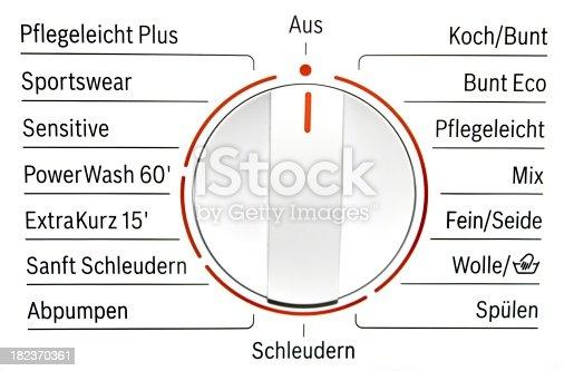 istock german washing machine programs 182370361