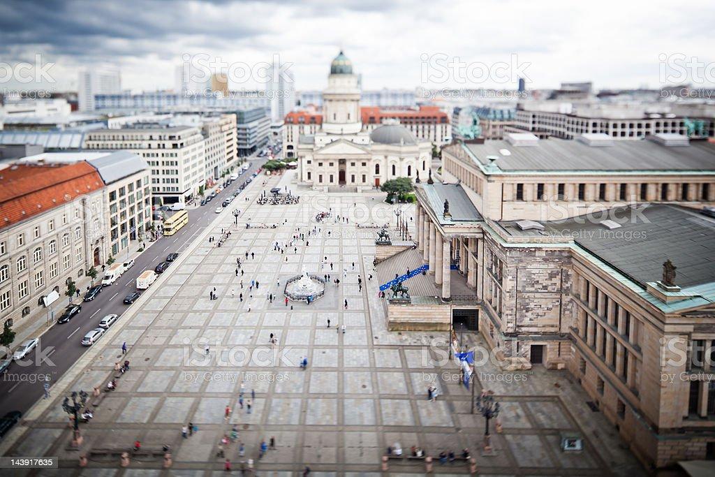 Gendarmenmarkt Berlin, Deutschland – Foto