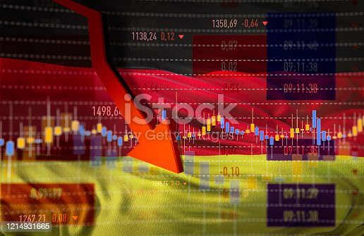 Germany, Stock Market Data, Stock Market Crash, Stock Market and Exchange, Moving Down