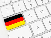 Germany flag keyboard
