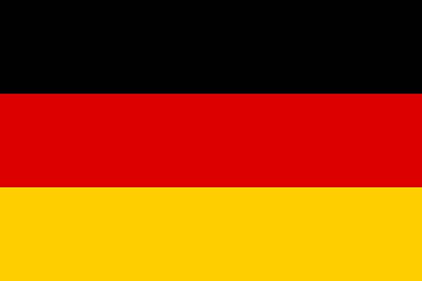 drapeau allemagne - drapeau allemand photos et images de collection