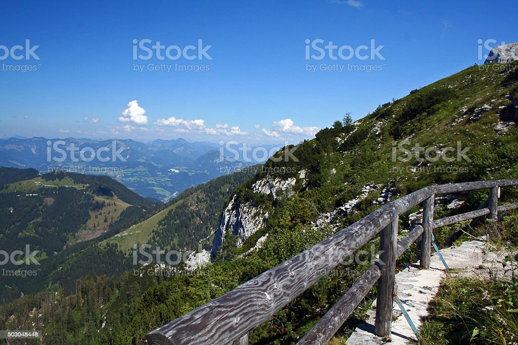 Germany: Kehlsteinhaus (Eagle's Nest) at Obersalzberg stock photo