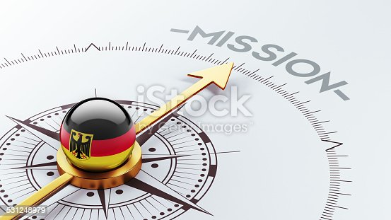 istock Germany Mission Concept 531248979