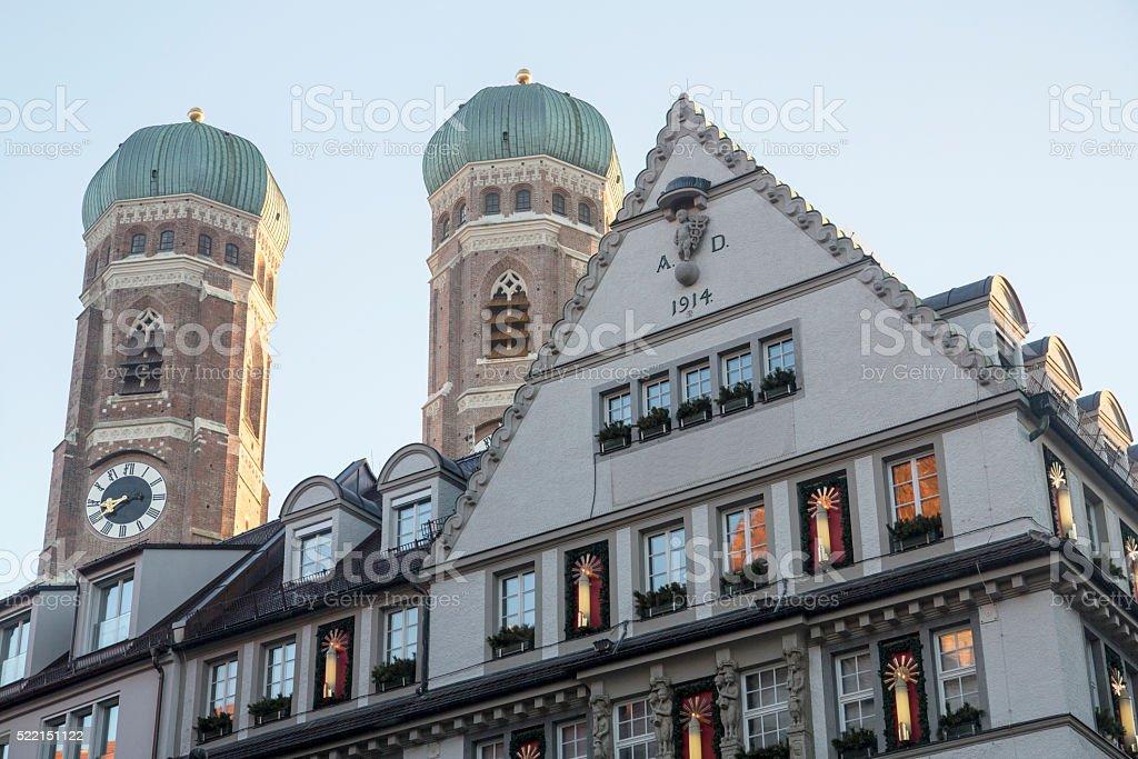 Germany - Munich stock photo