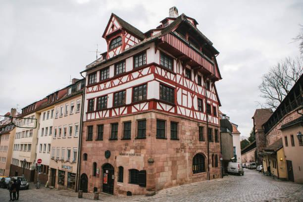 Albrecht Dürer Haus Nürnberg - Bilder und Stockfotos - iStock